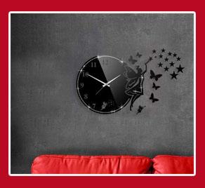 ساعت دیواری فرشته