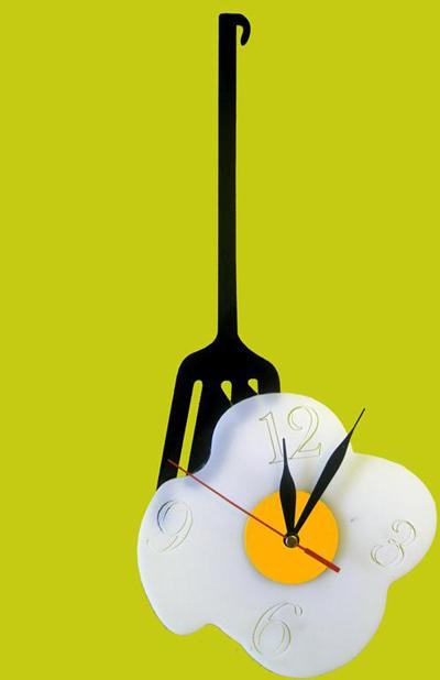 خرید ساعت دیواری فانتزی سرآشپز