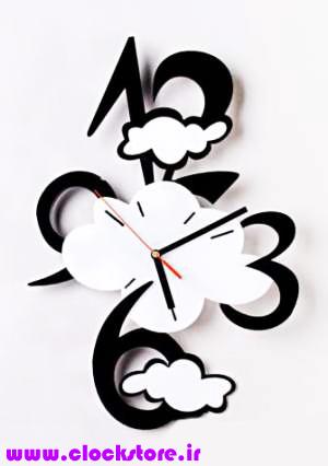خرید ساعت دیواری فانتزی آسمان