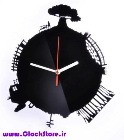 خرید ساعت دیواری فانتزی اریکا