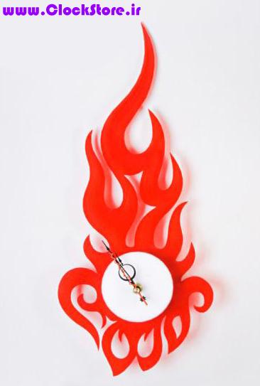 خرید ساعت دیواری فانتزی شراره