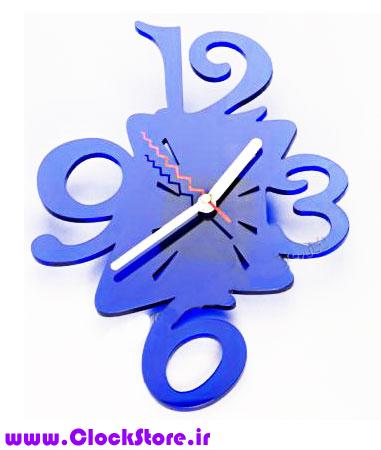 خرید ساعت دیواری فانتزی عطا